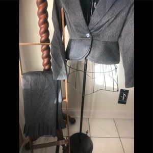 NWT Sweet Suit Blazer and NWOT Skirt Size 6 Set